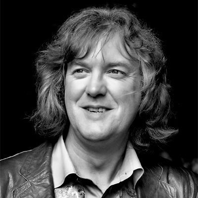 Top Gear's James May in Dorking this August