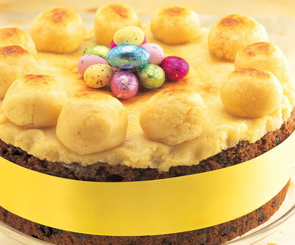 Mothers Day - Make a Traditional Simnel Cake