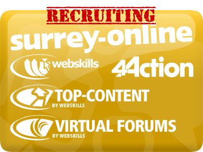 Surrey-Online Recruiting Now