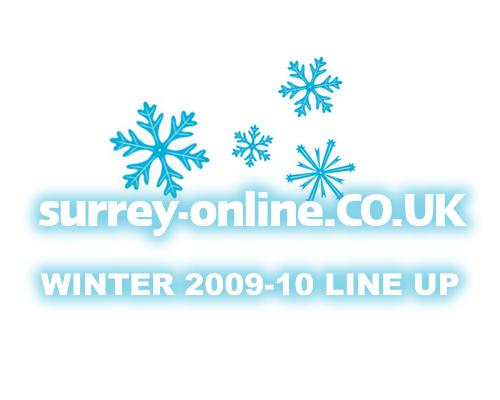 Surrey Winter Events 2009-10 Line Up