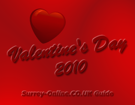 Valentine's Day Activities in Surrey