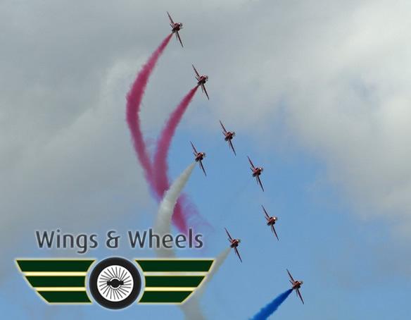 Wings & Wheels Airshow - 30th August 2009