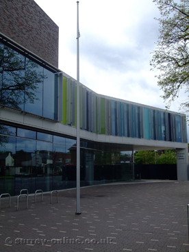 Picture of addlestone-library-police-council-offices