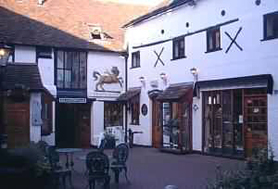 Picture of Dorking-Courtyard