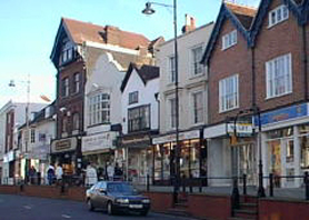 Picture of Dorking-High-street