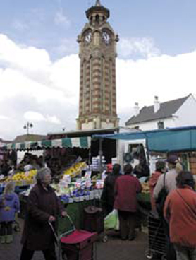 Picture of epsom-Clock-Towerepsom town