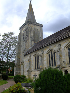 Picture of Church-of-St-Peter-and-St-Paul-Lingfield