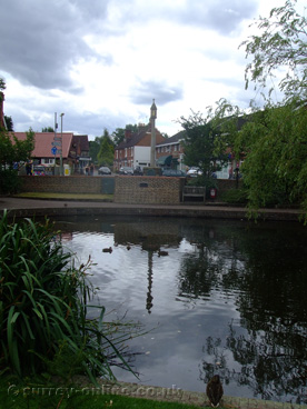 Picture of lingfield-village-pond