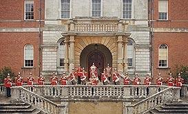 The Queen's Royal Surrey <br />Regiment Museum Logo Image