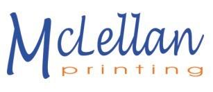 McLellan Printing Logo Image